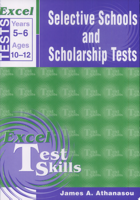 Selective Schools and Scholarship Tests Years 5-6 (NZ Yrs 6-7)