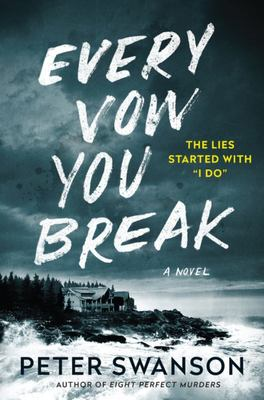 Every Vow You Break - A Novel (HB)
