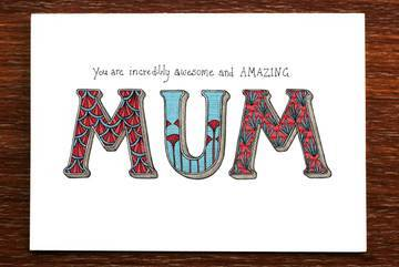 The Nonsense Maker - Awesome and Amazing Mum