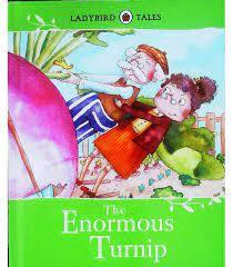 The Enormous Turnip (Ladybird Tales)