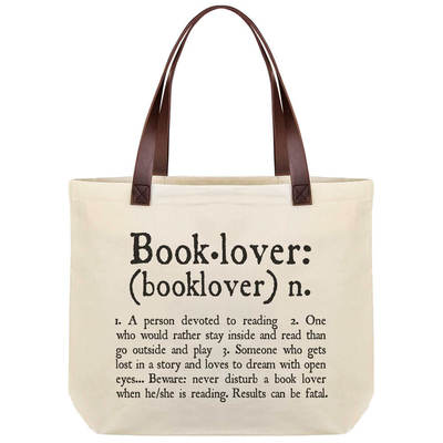 Booklovers Bag