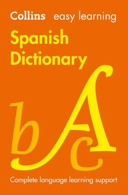 Collins Easy Learning Spanish Dictionary (8E)