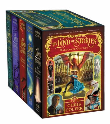 The Land of Stories (5-book box set)