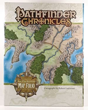 Rise of the Runelords Map Folio