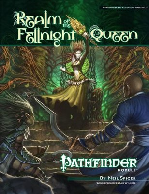 Realm of the Fellknight Queen