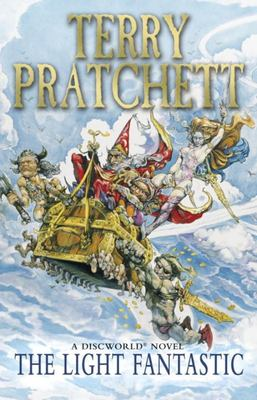The Light Fantastic (Discworld #2)