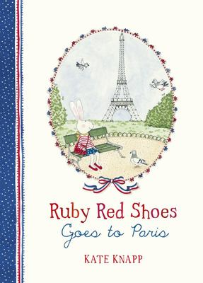 Ruby Red Shoes Goes to Paris (#2)