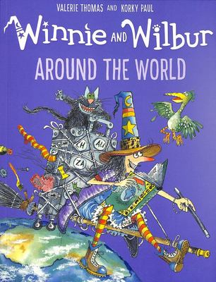 Around the World (Winnie and Wilbur)