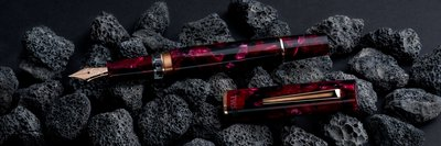 TWSBI DRACO *EF* Fountain Pen