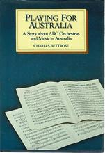 Homepage playing for australia