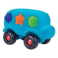 Shape Sorter Bus (wheelie)