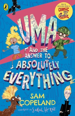 Uma and the Answer to Absolutely Everything (#1)
