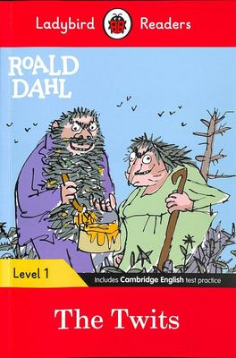 The Twits (Ladybird Readers Level 1)