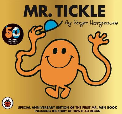 Mr Men: Mr. Tickle - 50th Anniversary Edition