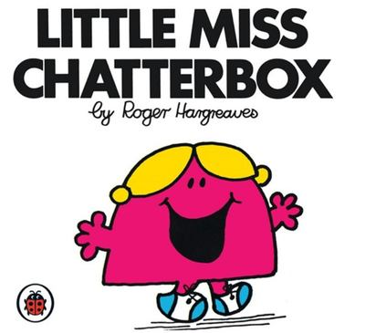 Little Miss Chatterbox (Mr Men & Little Miss)