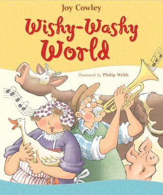 Wishy-Washy World (HB)