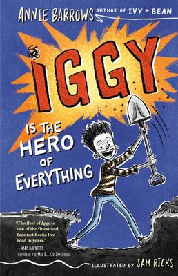 Iggy Is the Hero of Everything