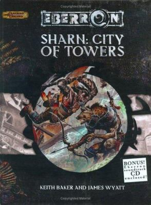 Sharn - City of Towers