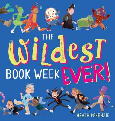 The Wildest Book Week Ever