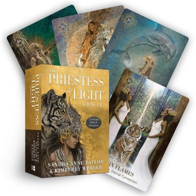 The Priestess of Light Oracle - A 53-Card Deck of Divination