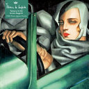 Adult Jigsaw Puzzle Tamara de Lempicka: Tamara in the Green Bugatti 1929 - 1000-Piece Jigsaw Puzzles