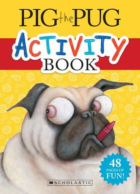 Pig the Pug Activity Book