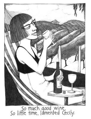 Good Wine - CE223 Cecily