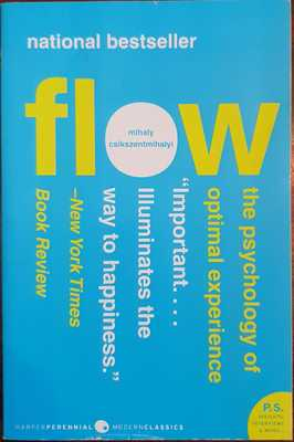 Flow: Psychology of Optimal Experience