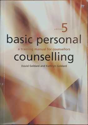 Basic Personal Counselling (5th ed)