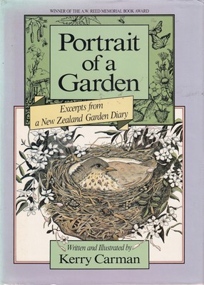 Portrait of a Garden - Excerpts from a New Zealand Garden Diary