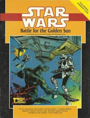 Battle for the Golden Sun (Star Wars RPG)