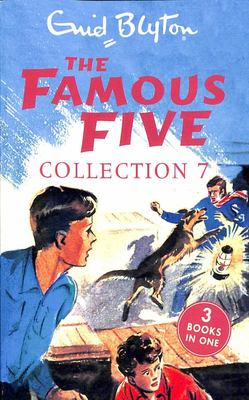 The Famous Five Collection 7 - Books 19, 20 And 21