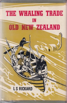 The Whaling Trade in Old New Zealand