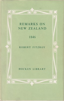Remarks on New Zealand