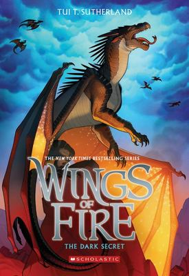 The Dark Secret (#4 Wings of Fire)
