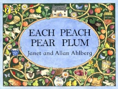 Each Peach Pear Plum (PB)