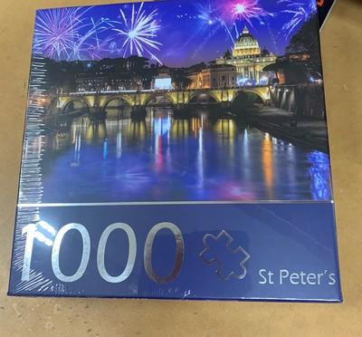 Large st peter s jigsaw
