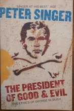 Homepage maleny bookshop the president of good and evil   the ethics of george w. bush