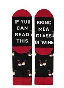 Sofa Socks - Bring Me A Glass Of Wine