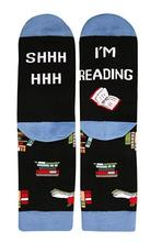 Homepage reading socks artico