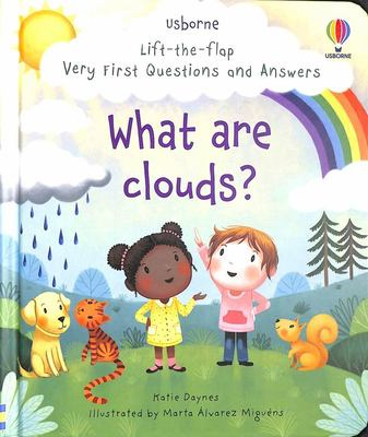 Lift-the-Flap Very First Q&A: What are Clouds?
