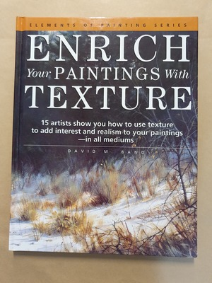 Enrich Your Paintings with Texture
