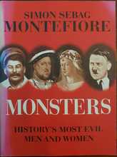 Homepage maleny bookshop  monsters  history s most evil men and women