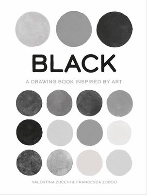 Black - A Drawing Book Inspired by Art