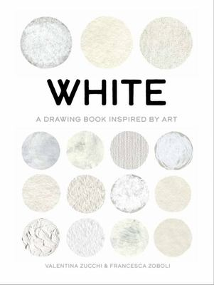 White - A Drawing Book Inspired by Art