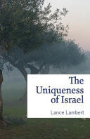 The Uniqueness of Israel