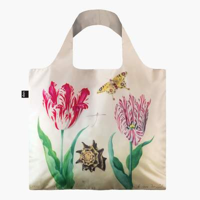 Two Tulips - Museum Collection - Loqi Bag