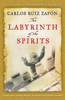 The Labyrinth of the Spirits (#4)