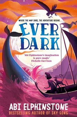 Everdark (Prequel to Unmapped Chronicles) (Dyslexia Friendly)