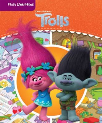 Trolls My First Look and Find